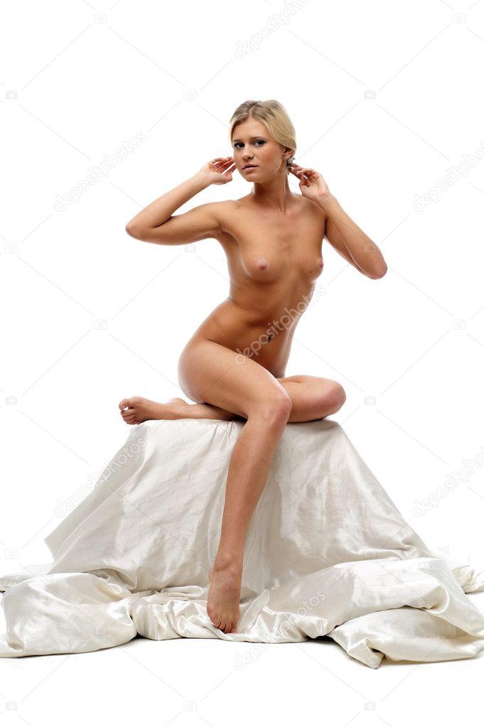 religious women pose nude