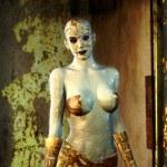 Horror woman freak fantasy — Stock Photo #7243799